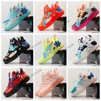 2021 James Harden 5 Vol.5 Hommes Chaussures de basketball Noir Blanc Rouge Vert Bleu Entraînement Sneakers Sports Running Shoot Taille 40 41 42 43 44 45 46