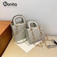 High-quality Patent Leather Messenger bags New PU soft leather Texture Brand Designer Ladies Fashion ShoulderTassel Crossbody P