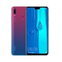 "Original Huawei Genießen Sie 9 Plus 4G LTE-Handy 4 GB RAM 64GB 128GB ROM KIRIN 710 Octa Core Android 6.5 ""Vollbild 16MP AI HDR 4000MAH FACE ID FINGERPRINT SMART MOBILE TELEFON"