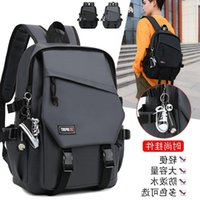 M30230 Backpacks Backpack Outdoor Travel DISCOVERY Men Fashion Genuine Back Designers Leather Pack Classic Walking Sport School Luxurys Aebg
