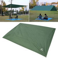 Outdoor Pads Multifunction 1PCS Trip Camping Mat Picnic Blanket Shade Cloth Easy Carry And Installation Tent Accessories Dry Quickly