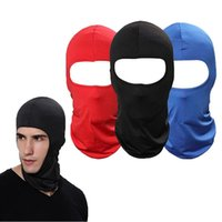 Cycling Caps & Masks Balaclava Face Mask Motorcycle Hunting Hiking UV Sun Protection Full Cover Biking