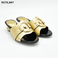 Dress Shoes Fashion Luxury 2021 Rhinestone Wedding Woman Sandals Elegant Nigerian Women Pumps Shoe For Party High Quality Crystal Heels