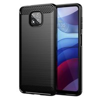 Ammortizzatore ARMOR Phone Custodie per Moto G Power 2021 Stylus 5G G60 G50 G40 Fusion G30 Motorola Edge S E7 E7Power E6 E5 GFAST G9 Play G8 Plus G7 G6 G5