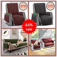 Chair Covers Sofa Cover Anti-Slip For Living Room Furniture Protector Pet & Kids Couch Elastic Slipcovers