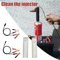 Pistolet à eau Snow mousse Lance Universal Auto Carburant Carburant Injecteur Injecteur Flush Cleaner Testeur de nettoyage Testeur Testeur de réparation Kit DIY Kit Ensemble NJ88