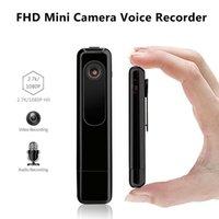IDV C181 Portable Mini Camera Micro Body Camara 1080P Full HD Mini DV DVR Sport Camcorder Voice Video Recorder Recording Pen