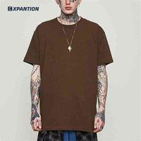 티셔츠 도매 무거운 무게 t-shir 남자의 사용자 정의 100 % 코 튼 빈 인쇄 가능한 일반 라운드 넥 짧은 소매 기본