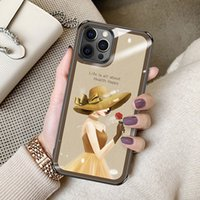 Luxury Design Hardness 9D Temper Glass Phone Cases For Samsung S21 Note20 Ultra S20 S10 Plus S9 iPhone 13 Pro Max 12pro 11 Xr Xs X 8 7 6s Customize LOGO Shockproof Cover