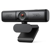 Webcams DEPSTECH Lighturbo Manual Zoom Webcam 2K QHD 2560x1440px Laptop Camera With Dual MIC USB Web For PC Live Streaming Video