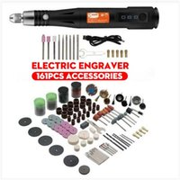 Professiona Electric Drills Cordless Grinder Engraving Engraver Pen Mini Drill Rotary Tool Grinding Carve For DIY Jewelry Metal Wood