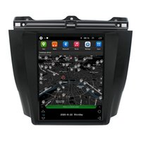 Car dvd Auto Radio 9.7 Vertical Screen Tesla style android Multimedia GPS Player For Honda Accord 7th
