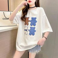 New Style Women s Top Slim Tees fit Loose Clothes Women's T-Shirt Tops