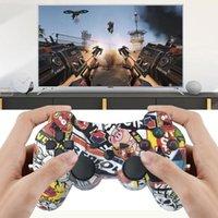 تحكم لعبة المقود اللاسلكي مزدوجة Gamepad ل 3 Sixaxis PS3 تحكم Dualshock Pubg