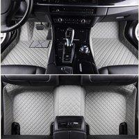 For Malibu Front & Rear Liner Custom Waterproof Luxury Car Floor Mats