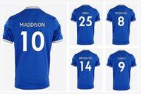 21-22 Maddison 10 Jerseys Soccer Jerseys Jerseys Jerseys Vardy 9 Gris 7 Iborra 15 Okazaki Ndidi 25 5 Iheanacho 8 Chemise 2021 Yakuda Local Boutique en ligne Locale