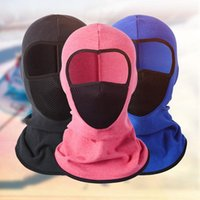 Cycling Caps & Masks Balaclava Full Face Scarf Ski Sports Cover Winter Neck Head Warmer Cap Helmet Liner Motorcycle Mask