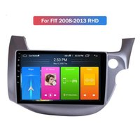 touch screen car dvd player for HONDA FIT 2008-2013 RHD wifi,mirror-link,carplay,dvr,Games,Dual Zone,SWC