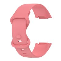 Weiche Silikon-Ersatzbänder-Armband-Armband-tragbarer Gurtband für Fitbit-Ladung 5 250pcs / lot