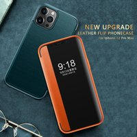 New Upgrade Leather Flip Phone Cases For iPHONE 12 mini pro max iphone 11 xr xs max 7 8 Plus Samsung S21 S20 NOTE20 A12 A32 A42 A52 A72 moto G Power stylus Play 2021 case