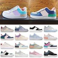 المنخفضة الأزياء 1 الظل المرأة الجري الأحذية منصة الأحذية سكيت ثلاثية أسود أبيض فائدة رجل المدربين الرياضة رياضة scarpe chaussures اليورو 36-40