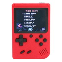 Inch Handheld Retro FC Game Console 400 Games Built-in Player K43B Portable Players