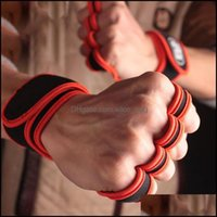 Muñeca Safety Atlética Atlética Como Deportes Outdoors Susmisión Support Brazals Guante Fitness Abrigos antideslizantes Hand Grips Pad Protect Wrap Strap Strap G