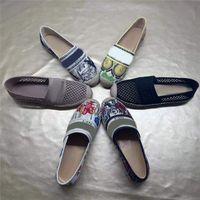 Летний рыбац женская обувь алфавит сандалии Weave хлопчатобумажные льняные джинсовые конопливные повседневные наружные пляжные канаты соломинки плоские флопы женские пальцы ноги кожаные тапочки