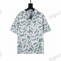 Ladies shirt + shorts summer casual printing Clothing Sets Hawaiian short female formal suit large size