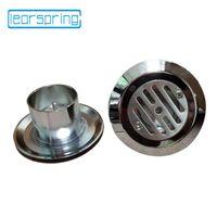 Outlet de agua ajustable de acero inoxidable de alta calidad 1.5 / 2 pulgadas Piscina Piscina Accesorio SP-1424 Equipo de limpieza Accesorios