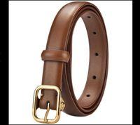 vhj Fashion mens designer belts buckle genuine leather Highly Quality women belt 5AAAAA