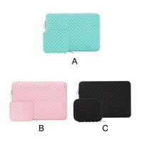 Storage Bags Portable Laptop Sleeve Case Cover Computer Liner Bag For Macbook Tablet Notebook Waterproof Wear-resisting 11,13,14,15,15.6 Inc