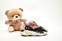 01 Vanta Infant Kanye Kids Running Shoes Utility Black Analog Inertia Static Magnet Sneaker Wave Runner Lif RBd YEEZY BOOST 350 V2