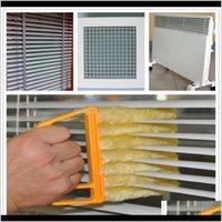 فرش تنظيف ستوكات الستائر نافذة نظافة فرشاة انفصال مع البلاستيك eCofriendly مقبض الجدة أداة المنزلية فيديكس WEFL5 KB6DS