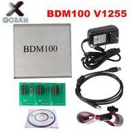 코드 독자 스캔 도구 전문 수퍼 ECU 프로그래머 BDM100 V1255 범용 칩 튜닝 도구 BDM 100 Flasher Reader 진단