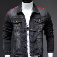 Luxury designers Men's Jackets fashion bike motorcycle rock revival Jacket High Quality 20ss Europe and America autumn winter spring net celebrities man Parka Coats