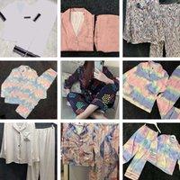 20 Stilleri Bayan Pijama Pijama Homewear Yüksek Kalite Diğer Tekstil İpeksi Saten Kadın Pijama Moda Rahat Ev Giysileri Setleri
