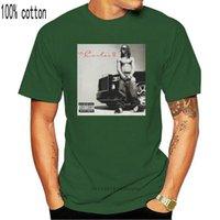 Lil Wayne Tha Carter II Cancelías Negro T Shirt Cash Money Records Personalidad Camiseta personalizada Camisetas para hombre