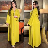 Vêtements ethniques Abaya Dubai Turquie Musulman Capuche à capuche Femme Marocaine Caftan Elegante Dame Islamique 2021 Eid Mubarak Djellaba Femme