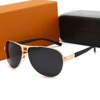 نظارات شمسية للرجال نساء شاطئ في الهواء الطلق ركوب نظارات UV400 الاستقطاب تأتي في خيارات 5 ألوان مع صندوق