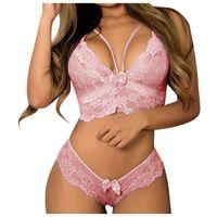 Laço de lingerie sexy para erótico plus tamanho roupa interior mulher sensual sutiã sem moldura roupa interior mulheres