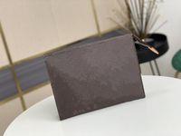 2021 Высококачественные ручные сумки Путешествия Туалетные изделия Чехол Защита Макияж Сцепление Женская Кожаная Водонепроницаемая Косметическая Сумка для Пыль Bao