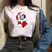 ZOGANKI Merry Christmas Fashion Womens T Shirts Graphic Cute Tee Kawaii Hipster