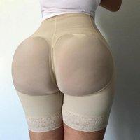 Women's Shapers BuLifter Double Compression Women BBL Hourglass Figure Shorts Tummy Trimmer Remonte Fesse Faja Postparto Waist Trainer