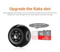 SQ6 Mini Gözetim Kamera Full HD 1080 P IR Gece Görüş Küçük Video Kamera Taşınabilir Spor Mini DV DVR Destek Hareket Algılama
