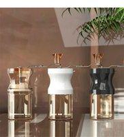 Moedor manual do feijão de café com a rebargem cerâmica ajustável para o café expresso, a imprensa francesa, a ferramenta turca do moinho da cozinha da bebida KDJK2104