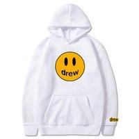 Trainingsanzug Herren Pullover Lächeln Figur gezeichnet Hip Hop Hoodie Herren Pullover Langarm Trendy Lose