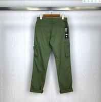 Мужчины грузовые брюки мальчик повседневные моды брюки мужские гусеницы брюки стиль мотыга продают камуфляж пробежки брюки гусеничные брюки лето осень