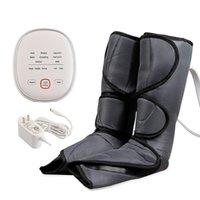 2021 Hochwertiger Vollbein-Kompressionsmaschine Beinfußmassagegerät Blutkreislauf-Luft-Bein-Massagegerät