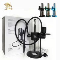 New Arrival Heavy Clear Glass Hookah Water Pipe For Smoking Accessories